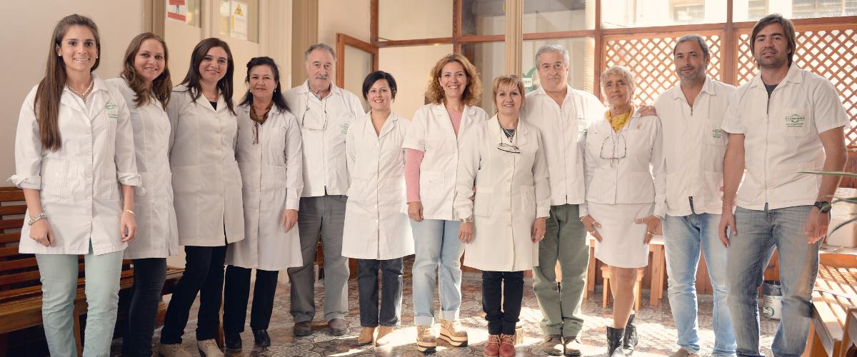 Staff Clínica Amorim